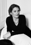 Franziska Augstein, Portrait 1, Foto: Lilian Birnbaum
